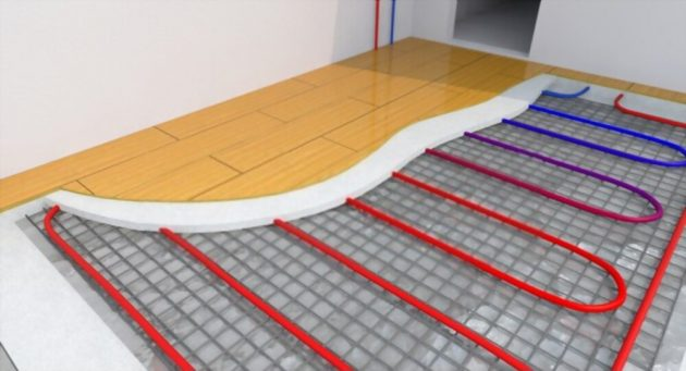 Our 6 Favorite Benefits of Radiant Heating